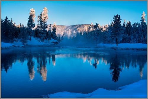 Glenn Taylor-Blue Morning-CAC PEOPLE's CHOICE AWARD