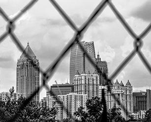 Novice-2nd-City Behind the fence-Brenda Valenti