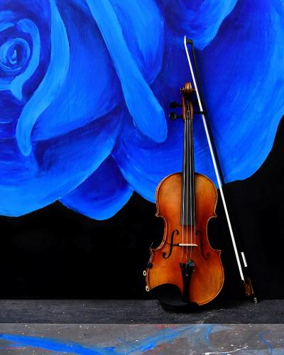 Advanced-Color-HM-Blu Violin-Janet Newton