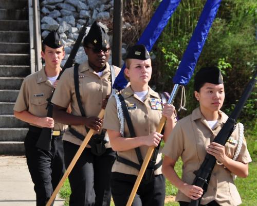 Novice-HM-Chapel Hill HS Color Guard-Nick Kahrs-