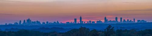 Advanced-3rd-Atl-skyline at sunrise-Retz Joseph