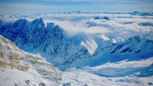 Novice-2nd-View from Zugspitze-Mac Lambert