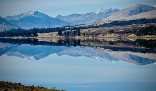 Novice-3rd-A Calm Scottish Lake-Mac Lambert