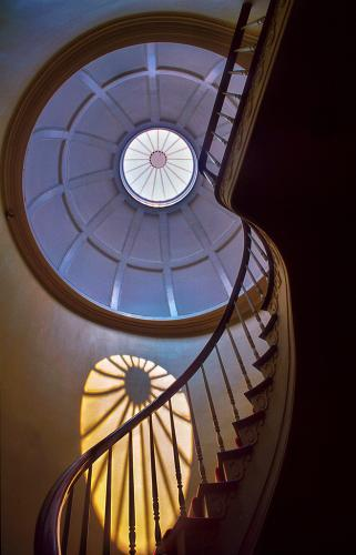 Advanced Color-1st-Macon Stairway-Greg Knobloch