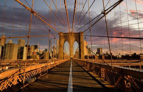 Advanced Color-3rd-Brooklyn Bridge NY-Karen Cox