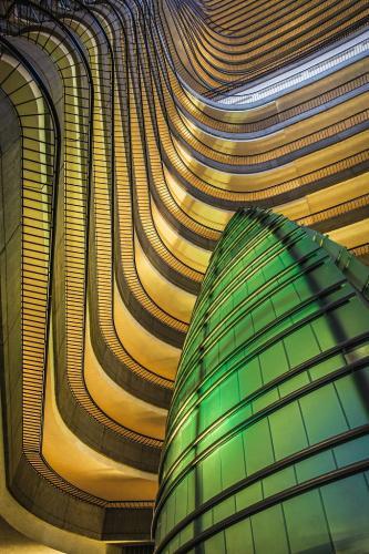 Advanced Color 3rd - Marriott Lobby - Gary Bowlick