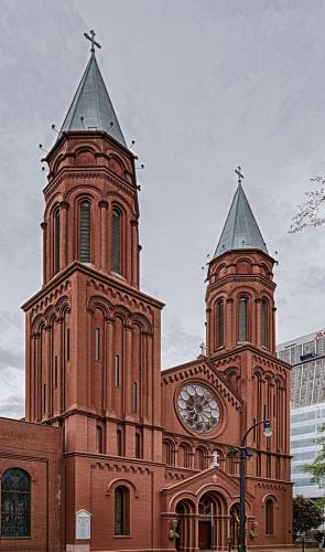 Downtown Atlanta Basilica