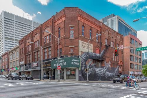Historical Downtown Atlanta