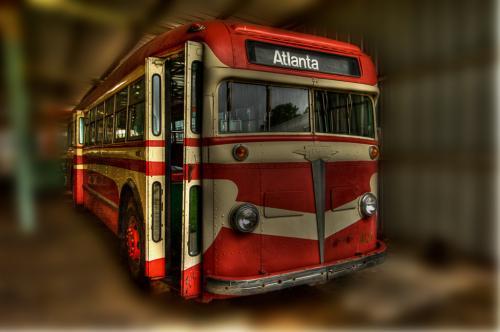 All Aboard for Atlanta - Glen  Clark