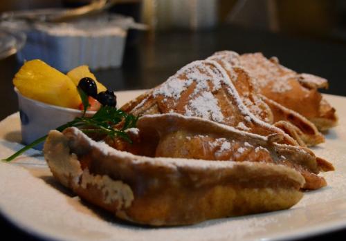 Nick Kahrs-Burke's French Toast