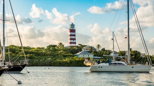 Hope Town Bahamas Lighthouse
