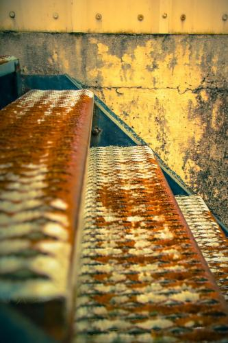 6th-STAIRS-Rusted Steps by Tawni Blamble