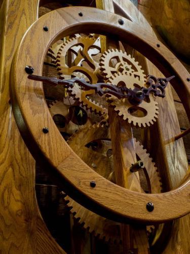 DianeYancey-Champs Clock Shop
