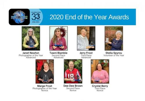 2020 End of the Year Awards