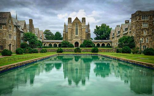 Advanced-Color-Ford Building at Berry College-Janet Newton