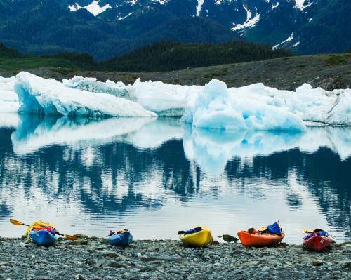 Cool Kayaking
