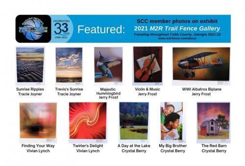 M2R Trail Fence Gallery