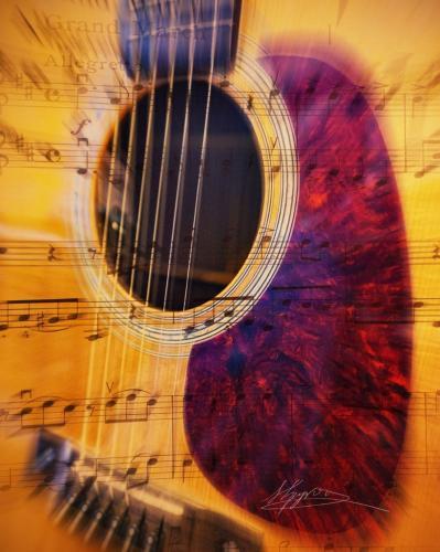 Stella Spyrou-Listen To The Music