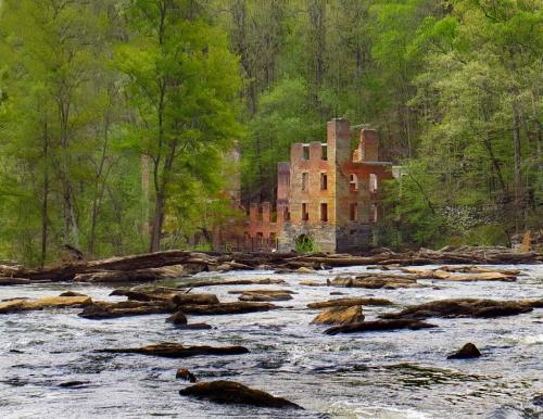 Stella Spyrou-Mill Ruins
